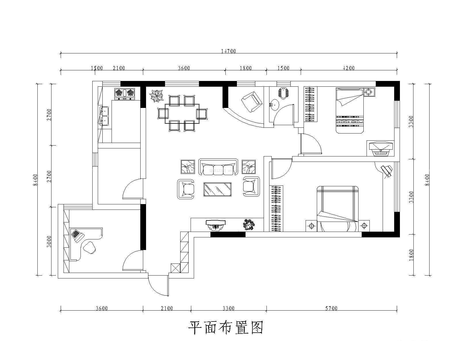 房间设计平面图