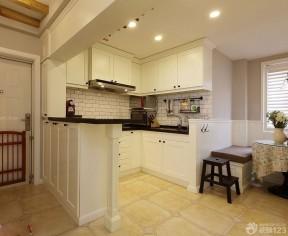 小戶型陽臺改廚房 新房裝修案例