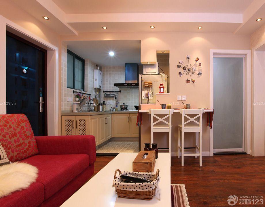 简欧风格50平米房子室内装修效果图