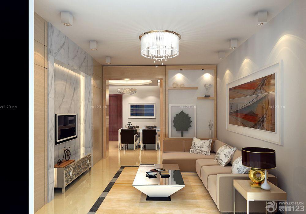 家装大客厅灯光设计大全2015图片
