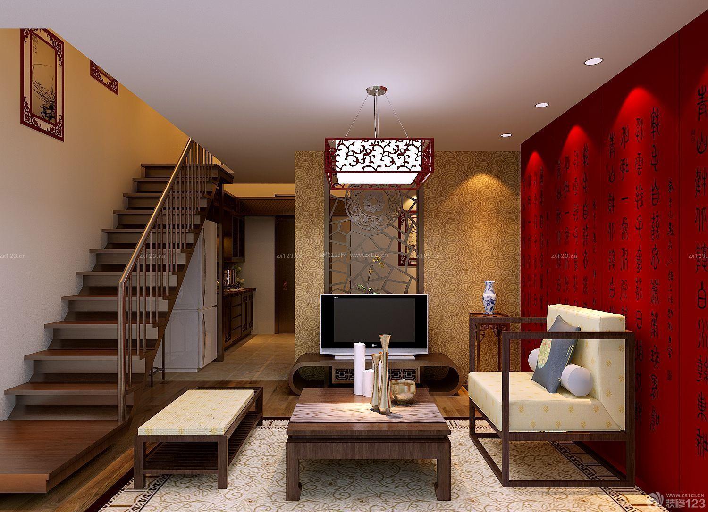 30平米公寓装修 中式风格