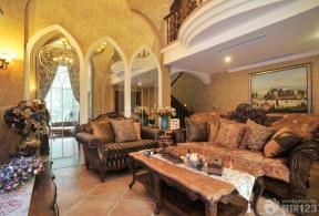 家庭客廳 客廳沙發擺放