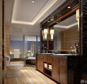 豪華衛生間浴室設計圖-每日推薦