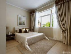 結婚臥室雙人床設計圖
