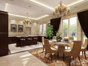 別墅裝修設計 家庭餐廳