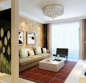 二室一厅二手房房屋客厅装修实景图-每日推荐