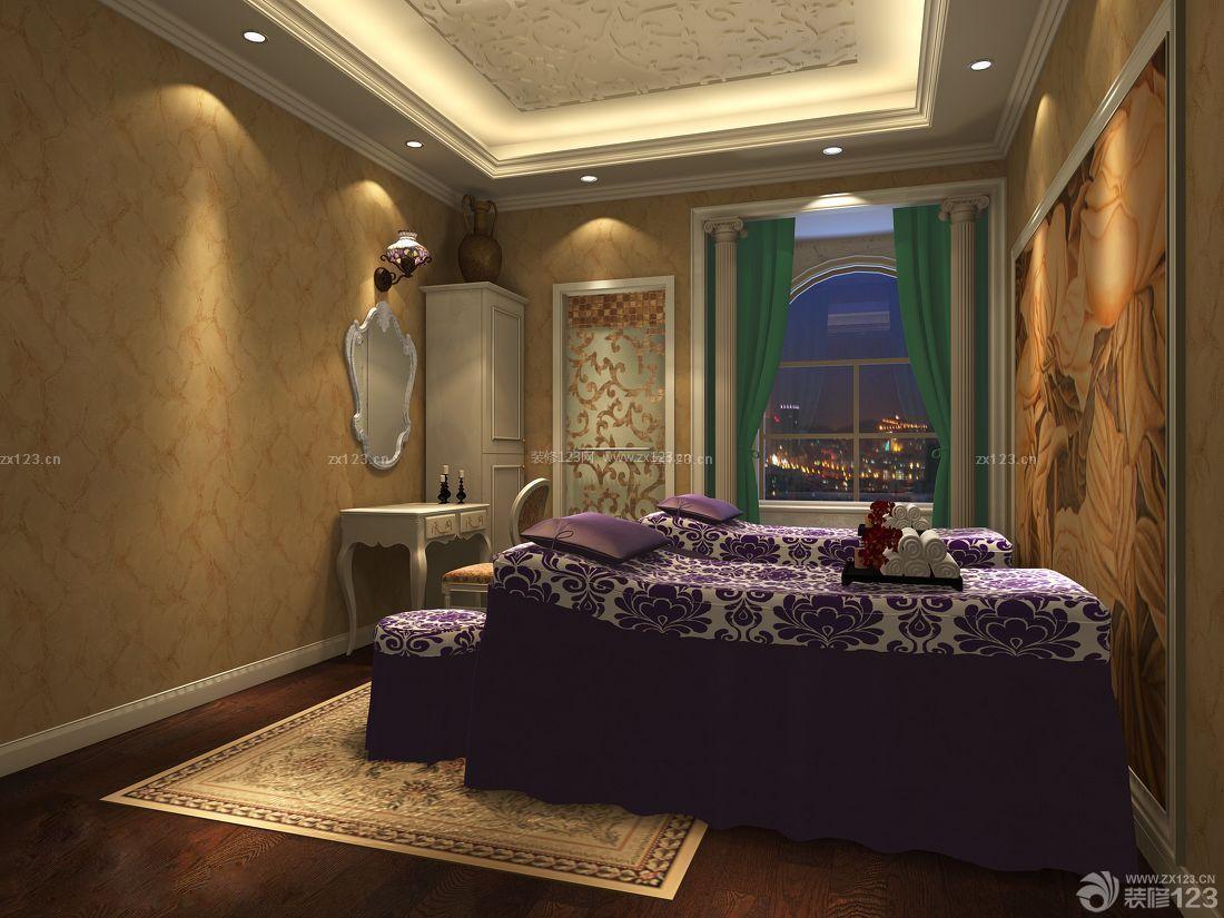20平米卧室天花吊顶设计图图片