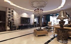 新古典客厅 古典家居