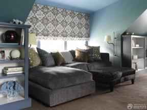 一室一廳裝修案例 小客廳