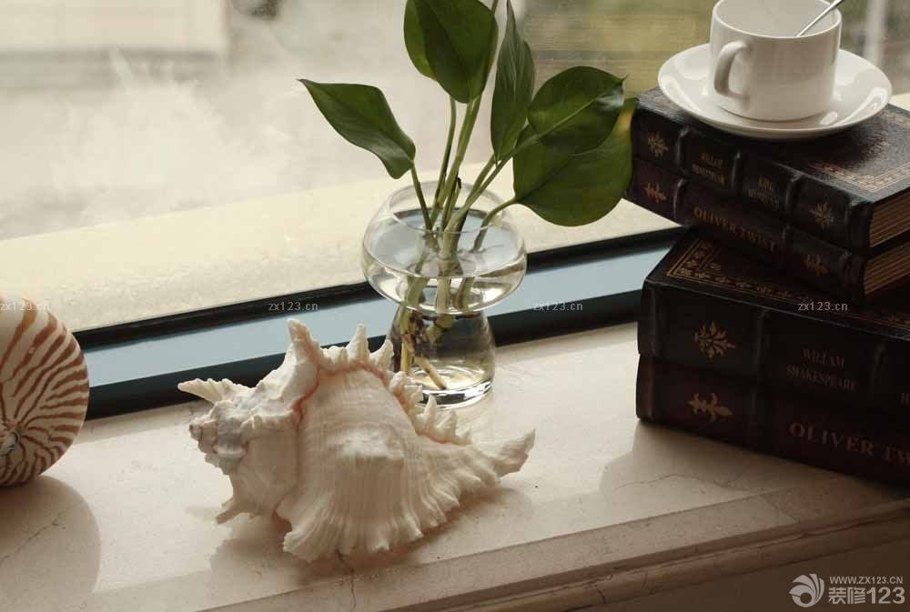 创意家居饰品大海螺摆件