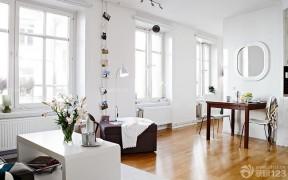 40平方一室一厅 样板房设计