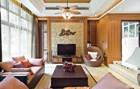 40平方一室一厅 客厅设计