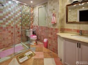 衛生間瓷磚貼圖 90平3室2廳