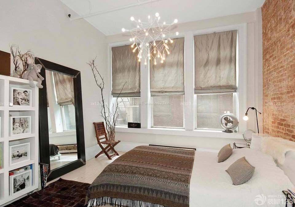 两室一厅小房间装修样板房图片图片