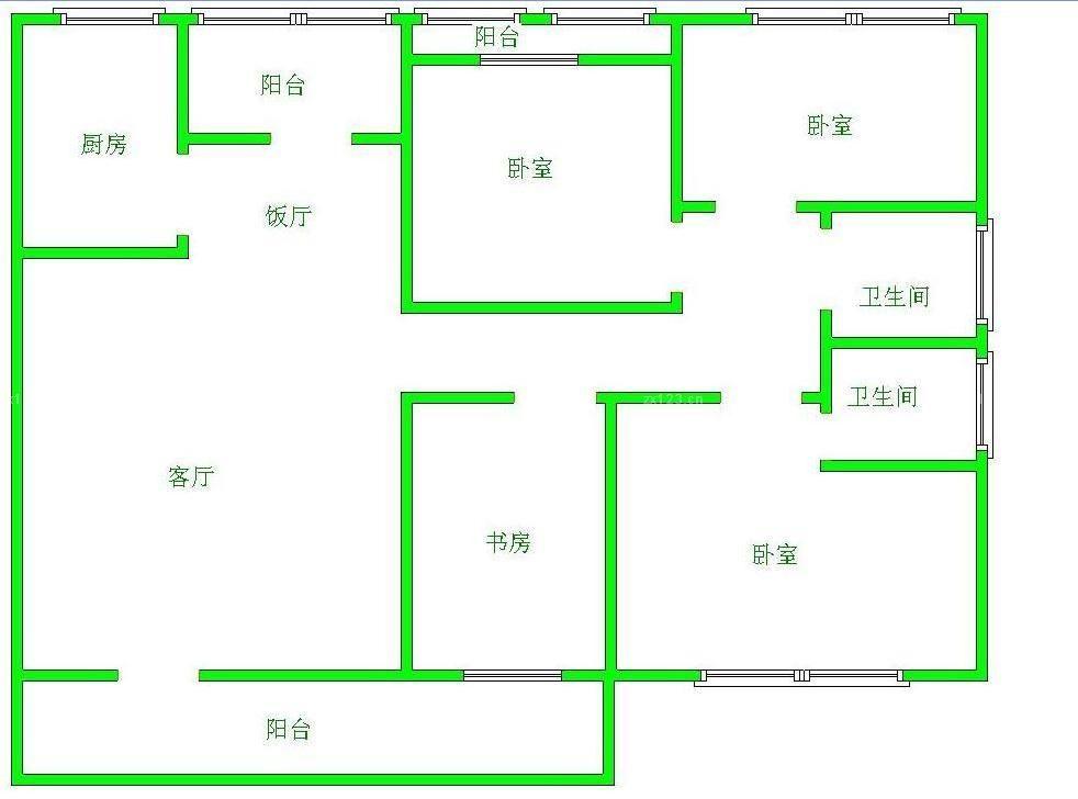 新农村自建房户型图-求新农村建房设计户型图. _汇潮装饰网