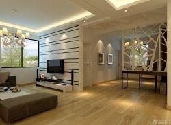 50平米一室兩廳改兩室一廳效果圖