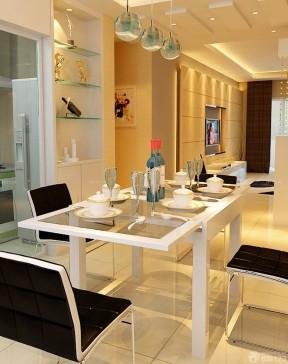 玻璃餐桌 折疊餐桌