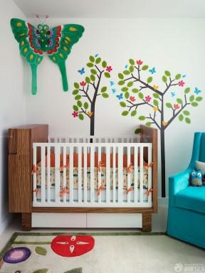 嬰兒房裝修效果圖 90平新房