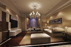 三室一廳兩衛樣板間設計圖