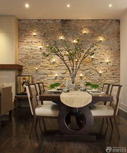 交換空間50平小戶型餐廳設計效果圖