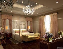 交換空間50平小戶型臥室裝飾設計圖