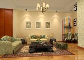 50平方一室一廳小戶型 家裝客廳