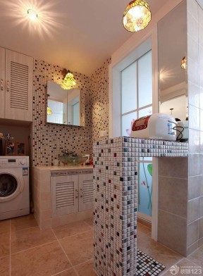 50平方一室一廳小戶型 洗手池