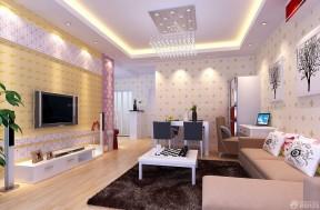 50平方一室一廳小戶型 水晶燈
