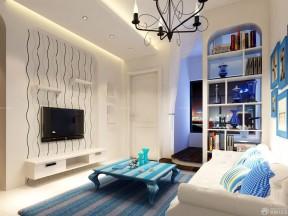 50平方一室一廳小戶型 新房客廳