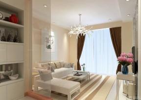 交換空間50平小戶型 家裝客廳