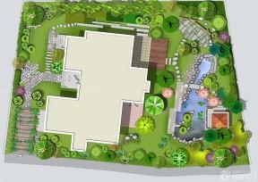 別墅綠化 150平米