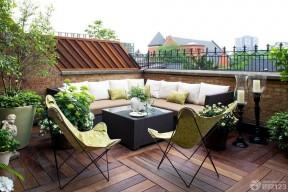 沙发垫 阳台小花园