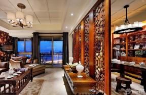 木雕屏風 三室二廳一衛