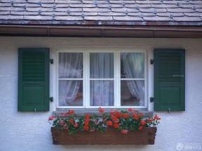 窗戶設計 田園風格