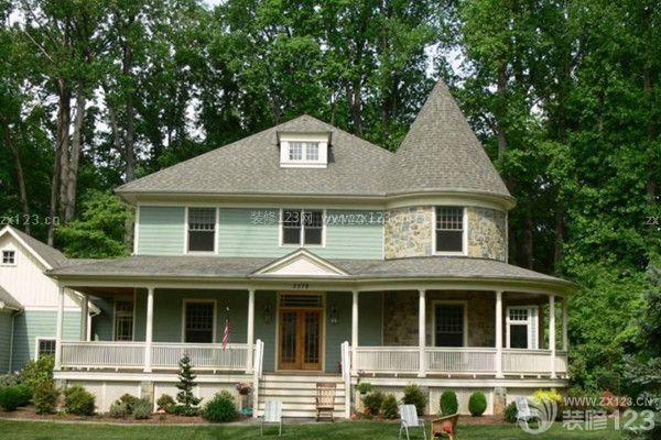 2)农村房屋在选址时,可靠山而建,在风水学上,这代表着屋有所靠,人图片