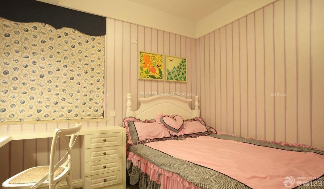 2015儿童卧室房间摆设图片图片