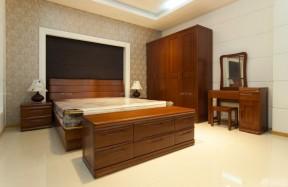 橡木家具 大臥室
