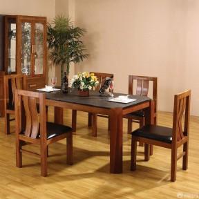 橡木家具 餐廳設計