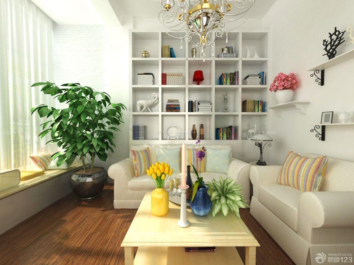 小户型两室变三室隔断屏风设计图_装修123效果图