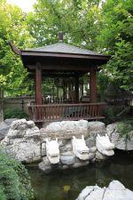 中式园林别墅景观设计图片大全图片