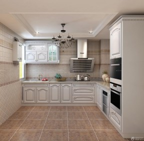 二室二廳改三室一廳 廚房裝飾