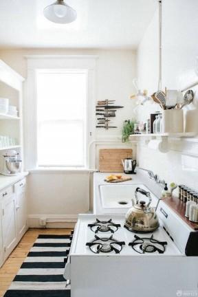 二室二廳改三室一廳 家居廚房