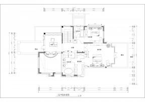 別墅戶型圖