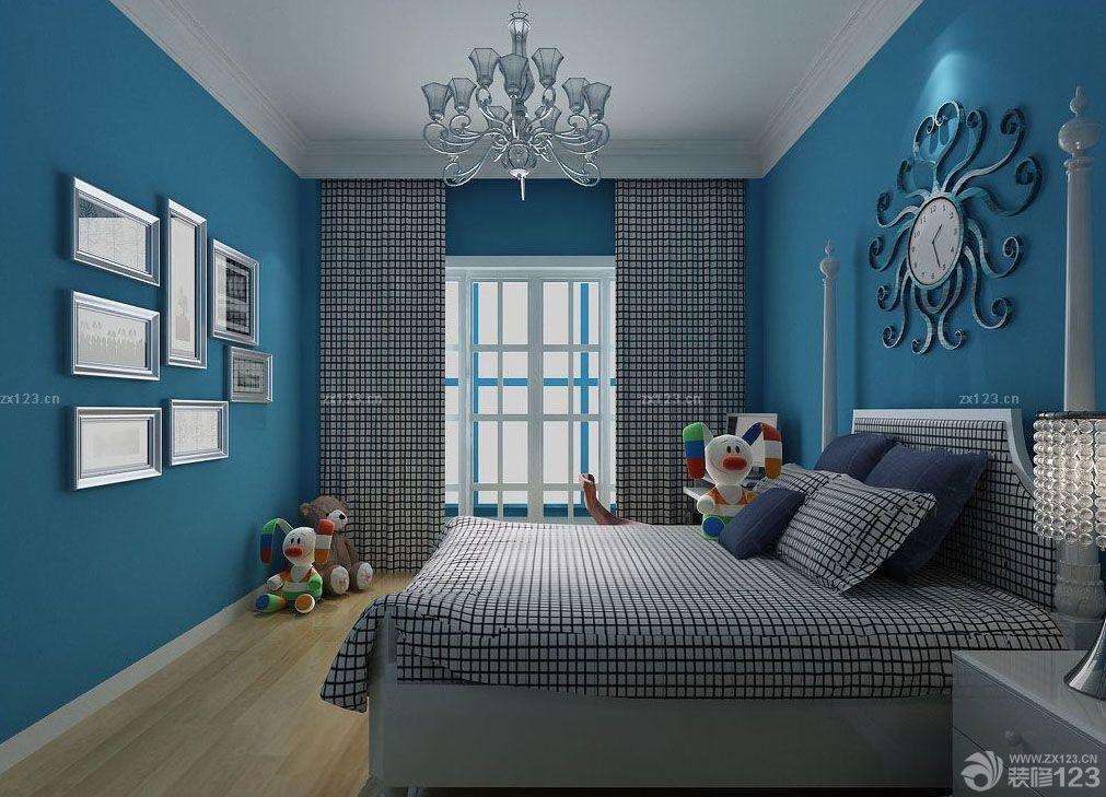 背景墙 房间 家居 起居室 设计 卧室 卧室装修 现代 装修 1011_729