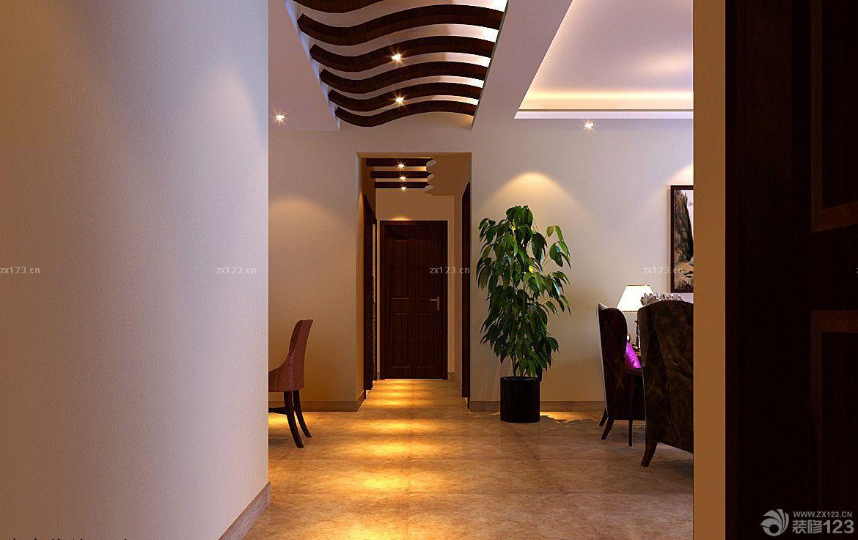 客厅长留走廊客厅走廊灯具图片4