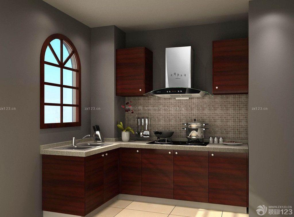 家装效果图 厨房 农村二层房屋敞开式厨房设计图 提供者:   ←