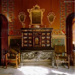 手繪美式家具 美式風格家居