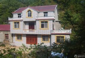 農村二層房屋設計 簡約風格