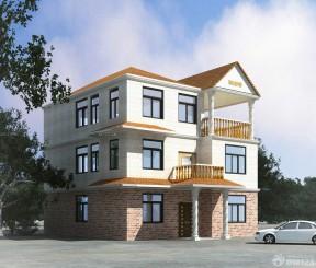 農村二層房屋設計 現代風格