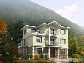 農村二層房屋設計 陽臺護欄
